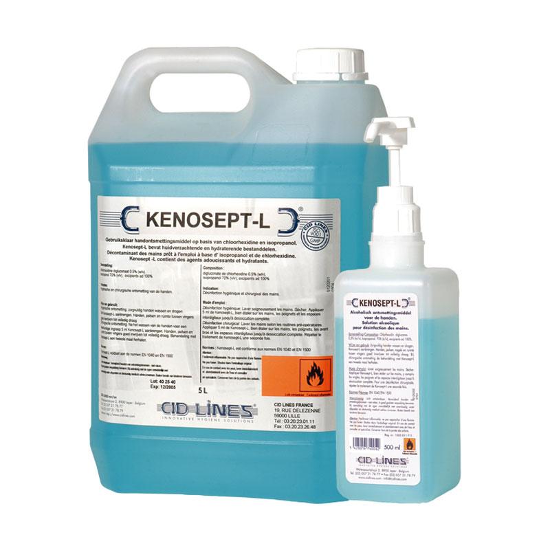 Kenosept-G 500 ml imagine