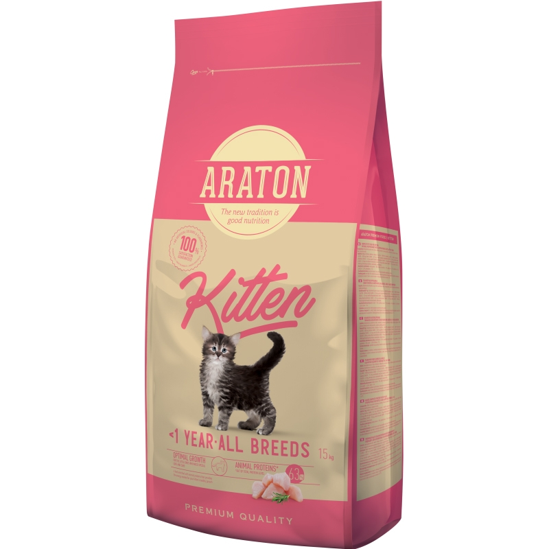 Araton Kitten, 15 Kg imagine