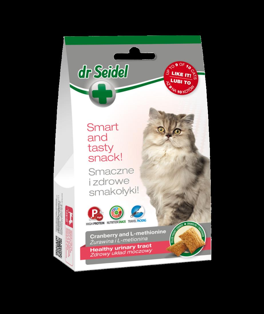 Dr. Seidel Cat Snack pentru sanatatea tractului urinar, 50 g imagine