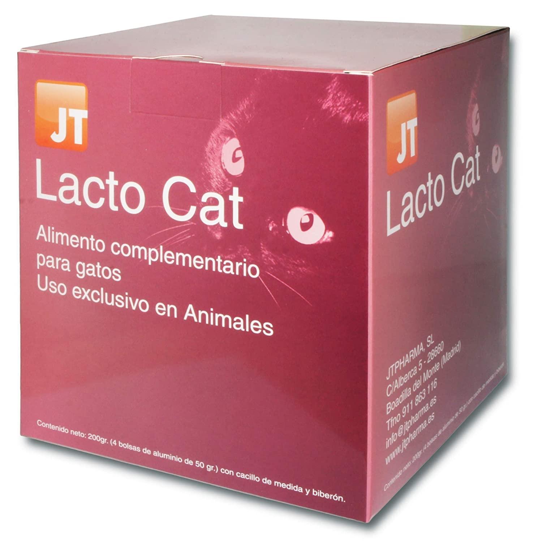 JT- LACTO CAT PISICI LAPTE PRAF PLICURI 4 X 50G imagine