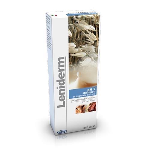 Leniderm Shampoo, 250 ml imagine