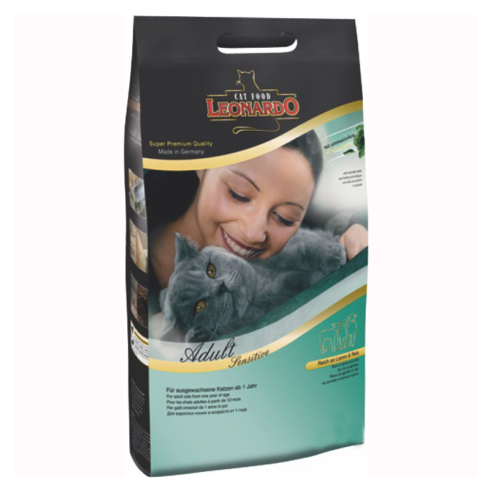 Leonardo Pisica Sensitive Miel, 15 kg imagine