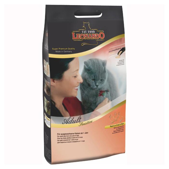 Leonardo Pisica Sensitive Rata 0,4 kg imagine