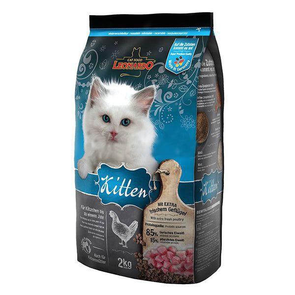Leonardo Pisica Kitten Pui, 2 Kg imagine