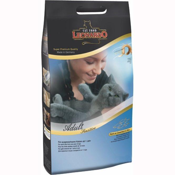 Leonardo Pisica Sensitive Peste, 2 kg imagine