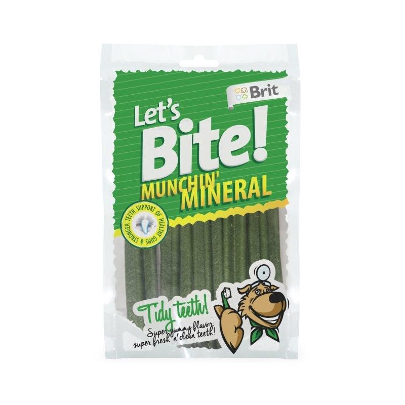 Brit Care Let's Bite Mineral Stick 105 g imagine