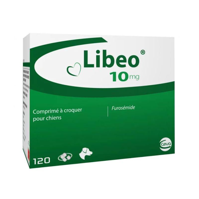 Libeo 10 mg, 120 tablete imagine