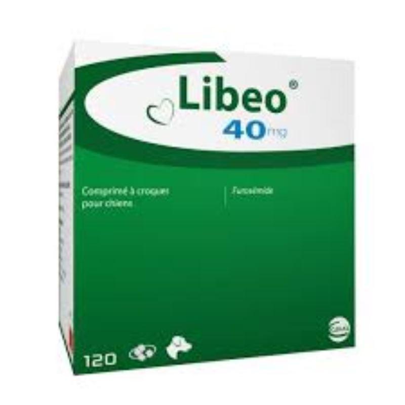 Libeo 40 mg, 120 tablete imagine