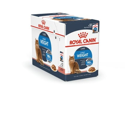 Royal Canin Light Weight Care in Gravy, 12 x 85 g imagine