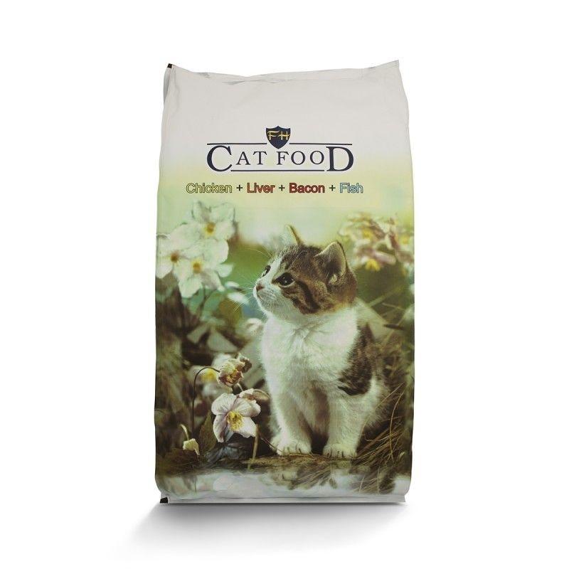 Ljubimetz Cat Food Mix 10 Kg imagine