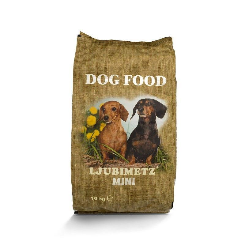 Ljubimetz Dog Adult Mini, 10 Kg imagine