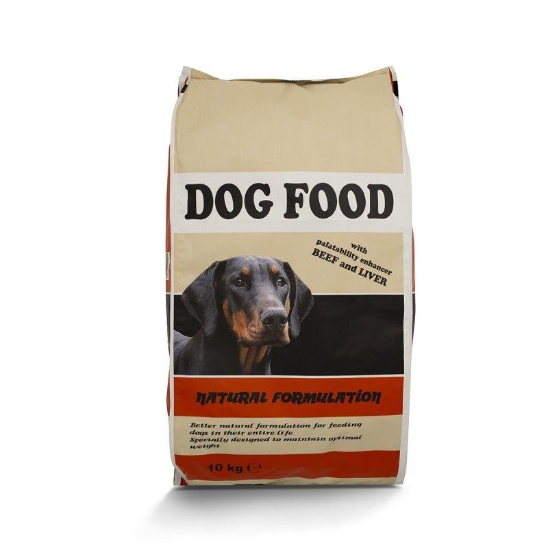 Ljubimetz Dog Adult Vita & Ficat, 10 Kg imagine
