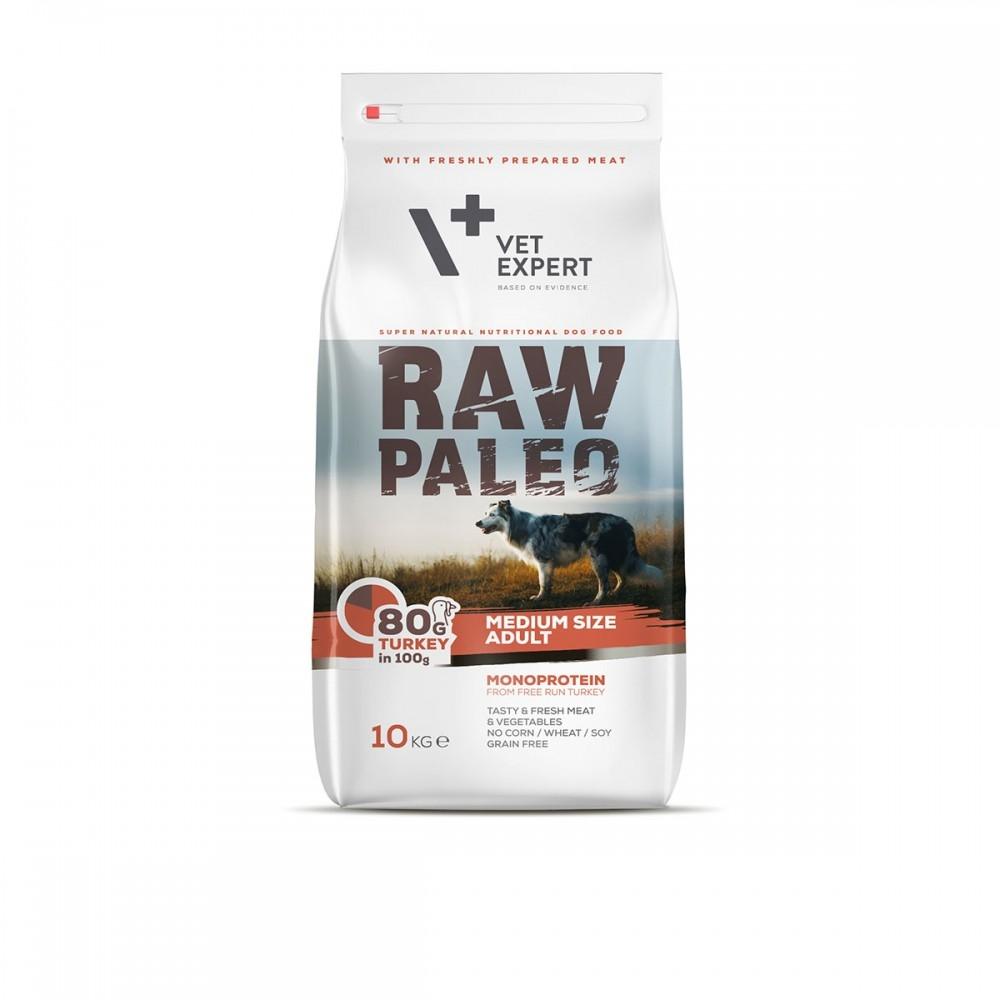 Imagine  Hrana Uscata Raw Paleo Adult Rase Medii 10 Kg
