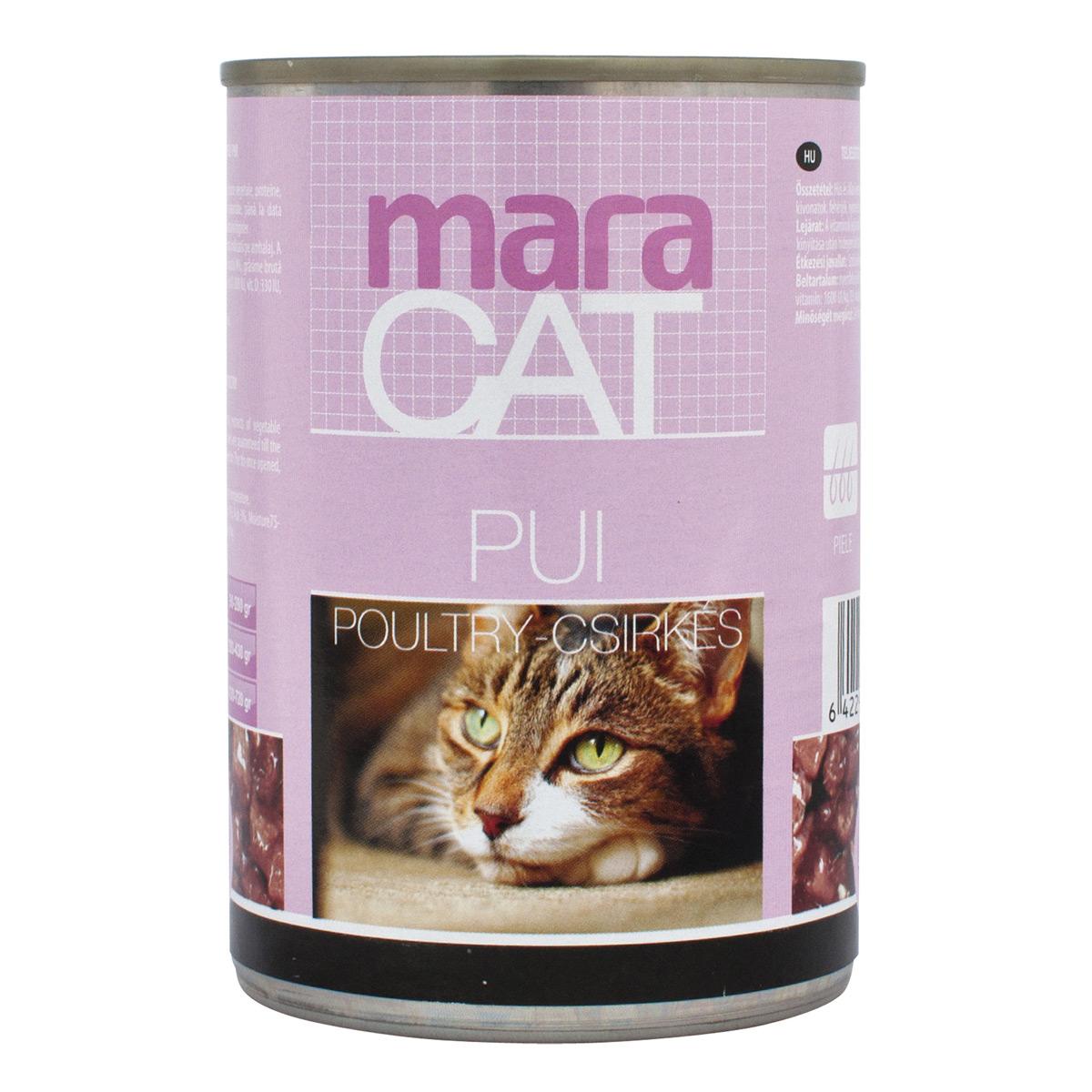 Maracat Pisica Conserva Pui 415 G imagine