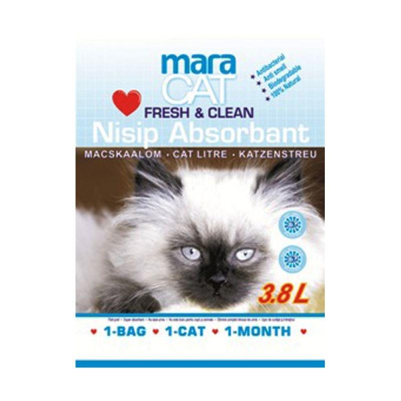 MaraCat Nisip Silicat, 3.8 l imagine
