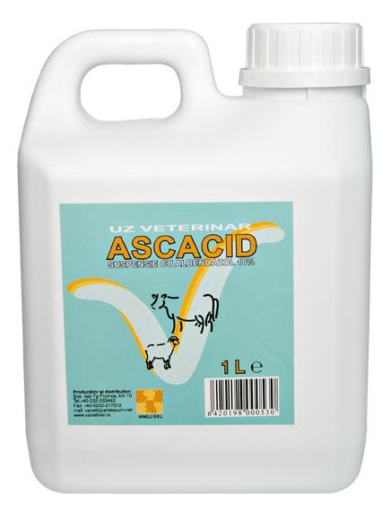 Ascacid 10%, 1 L