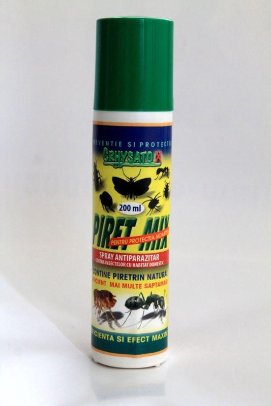 PIRET MIX SPRAY 200 ml imagine