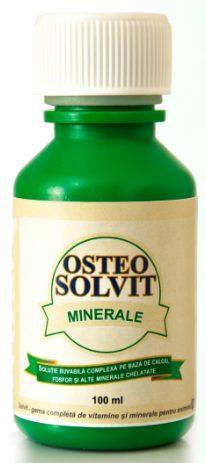 Osteosolvit, 100 ml imagine