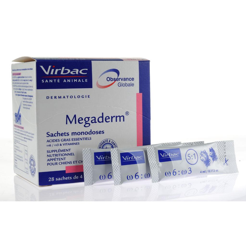 MegaDerm 8 ml, 28 plicuri imagine