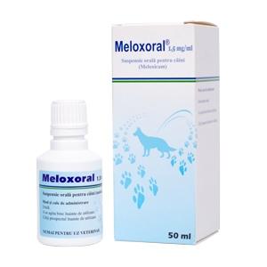 Meloxoral, 50 ml, 1.5 mg/ml imagine