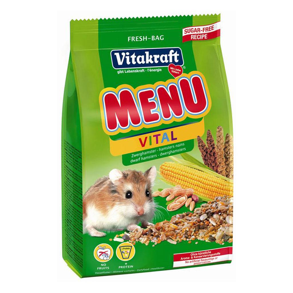 Meniu Hamsteri Pitici Vitakraft 400 G imagine