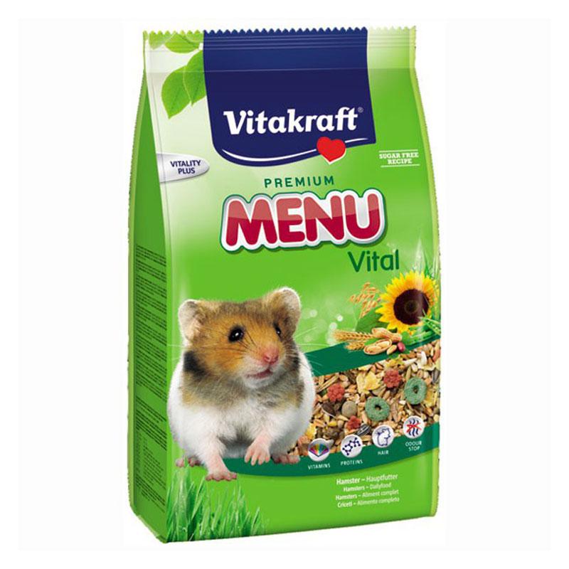 Meniu Hamsteri Vitakraft 400 G imagine