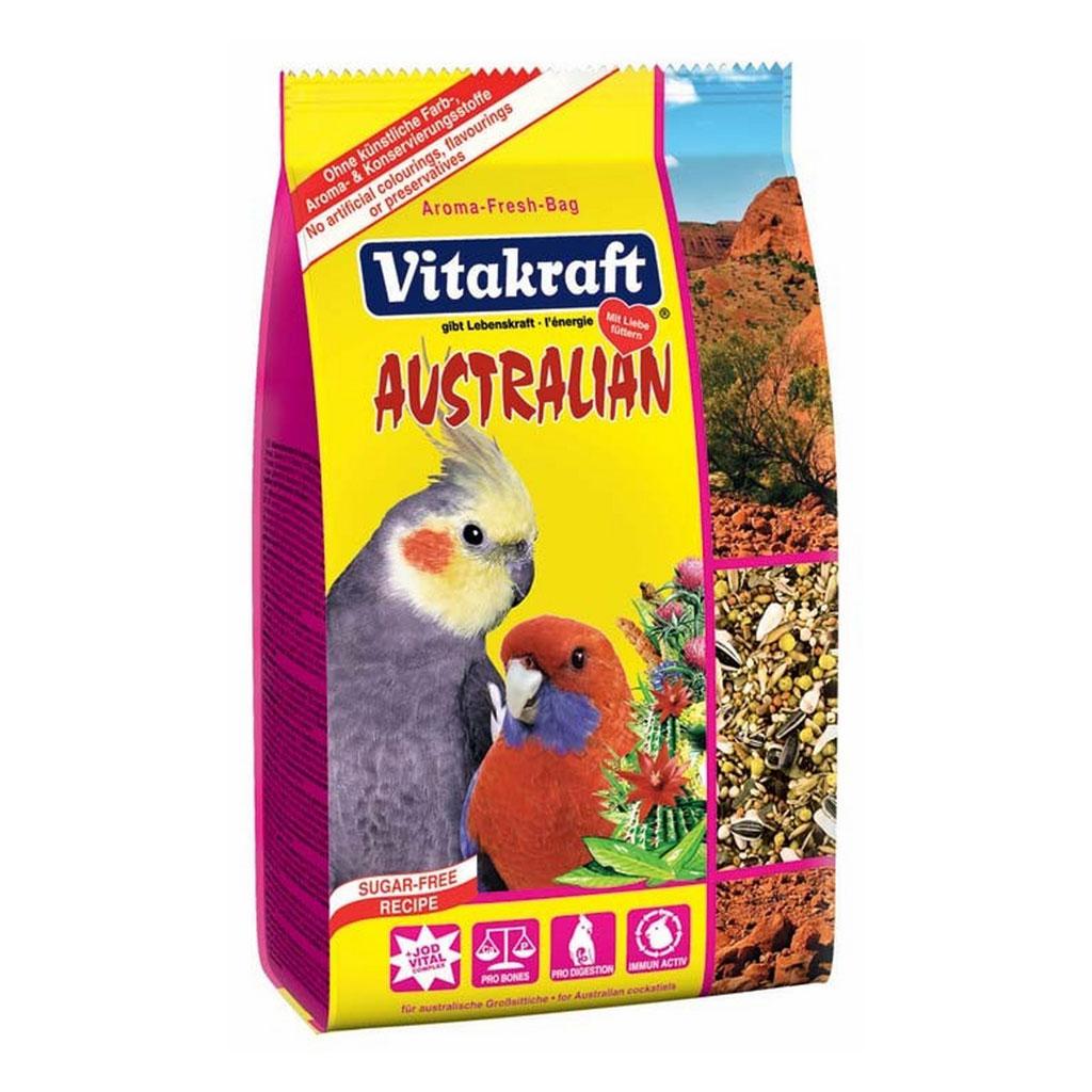 Meniu Nimfa Vitakraft Australian 750 g imagine