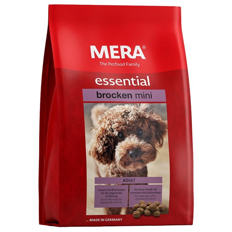 Hrana uscata caini, Mera, Essential Brocken Mini, 4kg imagine