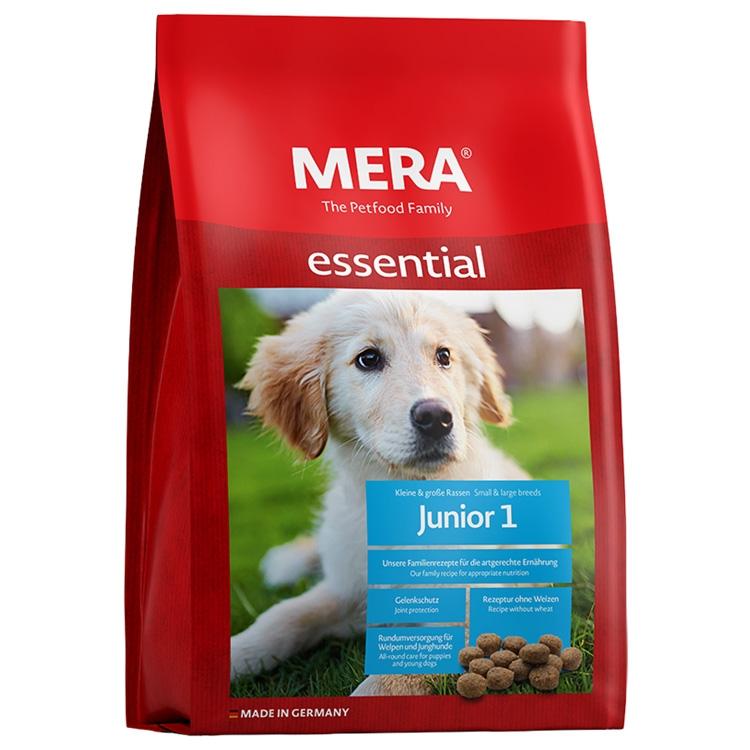 Hrana uscata caini, Mera, Essential Junior 1, 12.5kg imagine