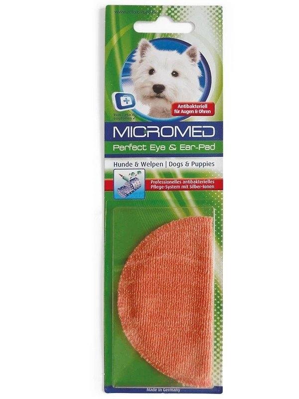 Micromed Vet Perfect Eye And Ear Pad, 20 buc imagine