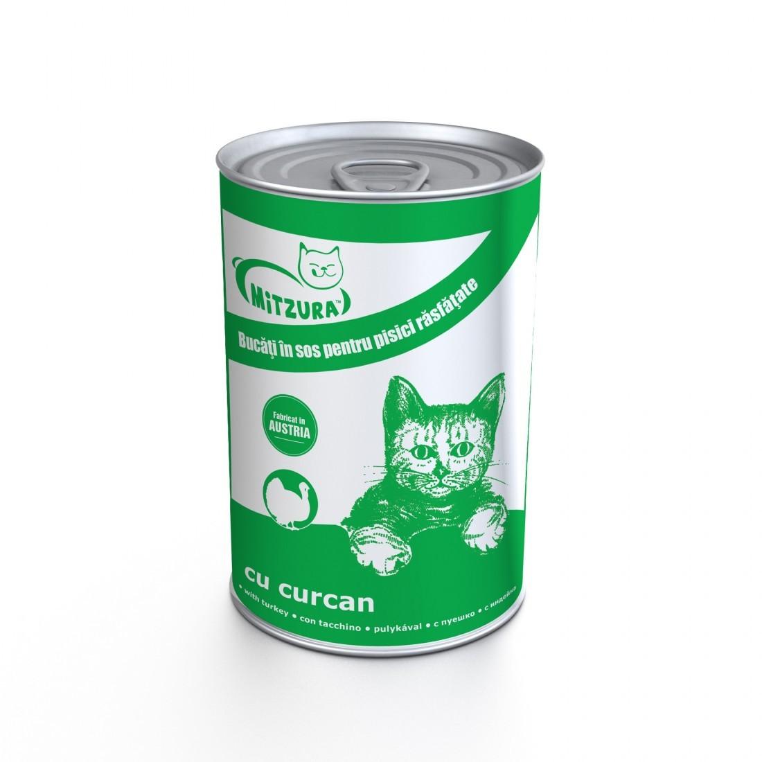 Mitzura Cat Cons Curcan, 415 G imagine