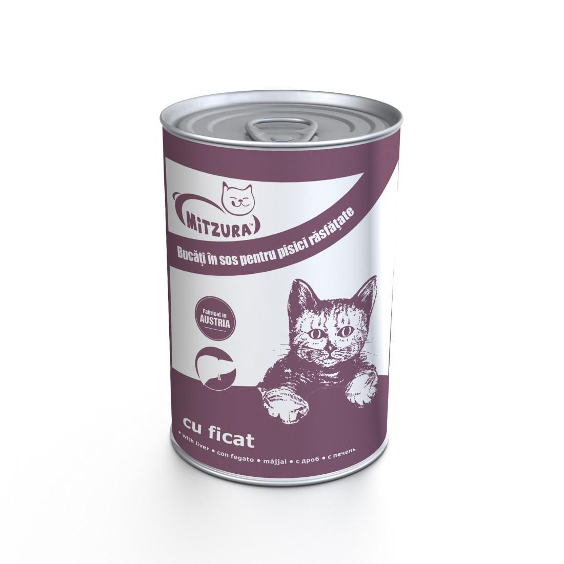 Mitzura Cat Cons Ficat, 415 G imagine