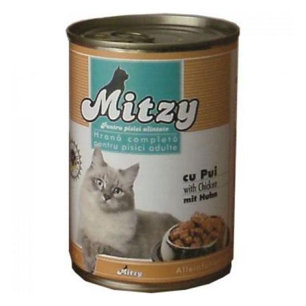 Conserva Mitzy Pui 415 g imagine