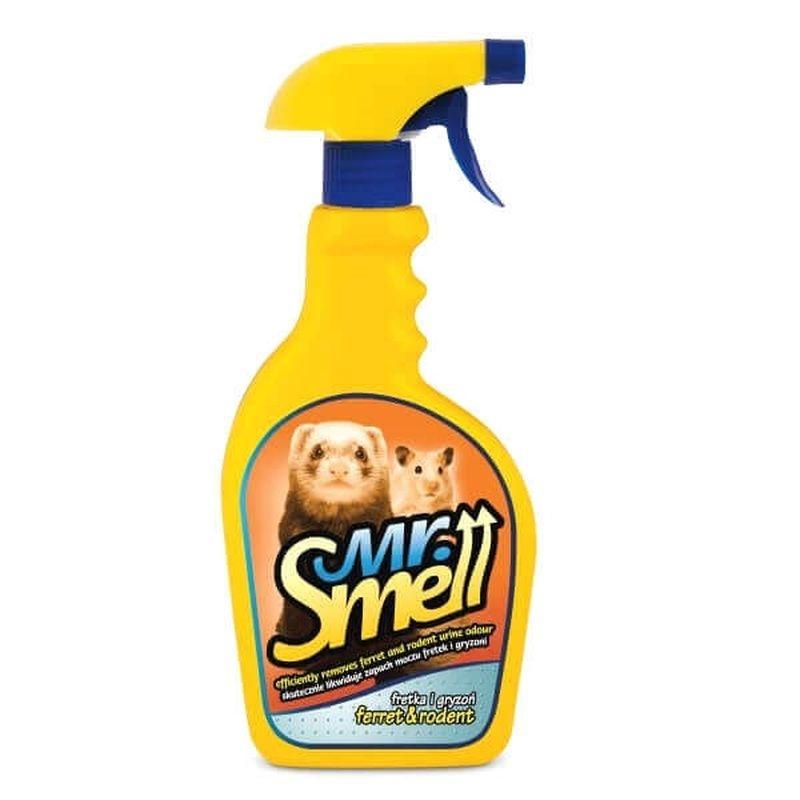 Mr. Smell Indeparteaza mirosul de urina rozatoare, 500 ml imagine