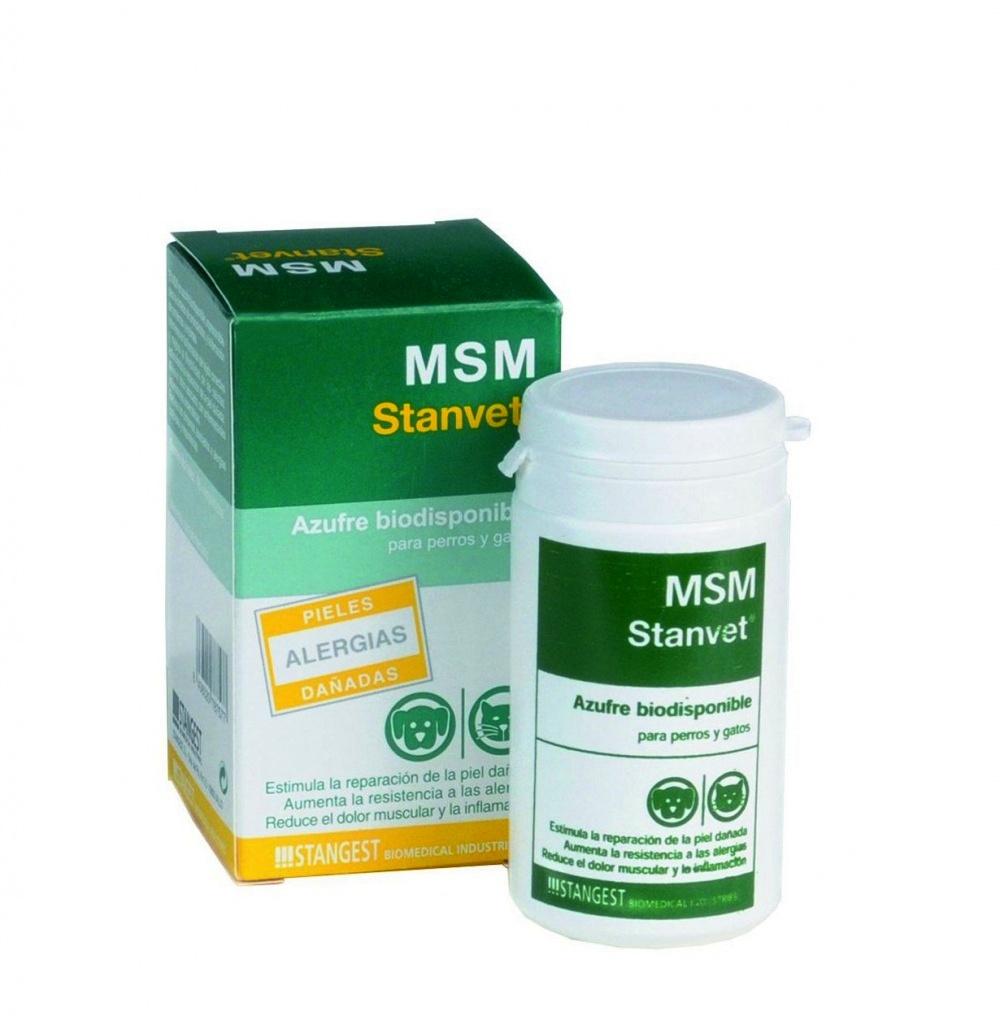 MSM (METHYLSULFONYLMETHAN), 60 tablete imagine