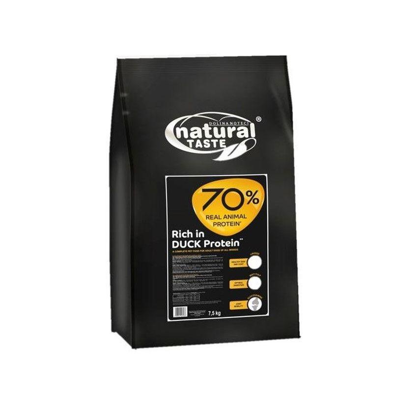 Natural Taste cu Rata, 7.5 kg imagine