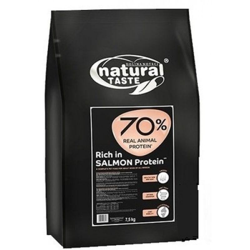 Natural Taste cu Somon, 7.5 kg imagine
