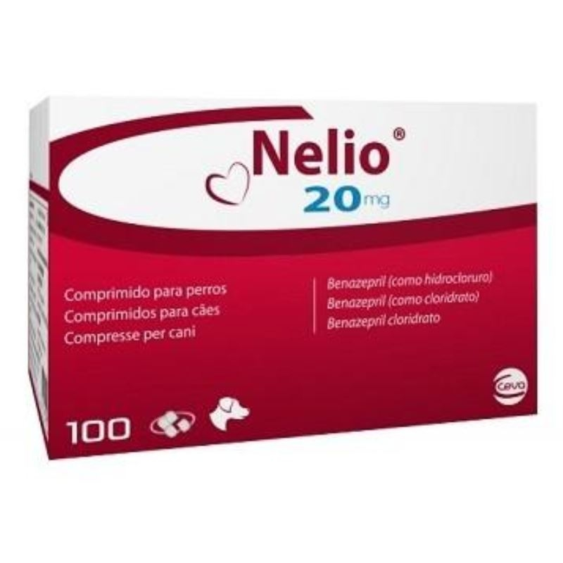 Nelio 20 Mg  100 Tablete