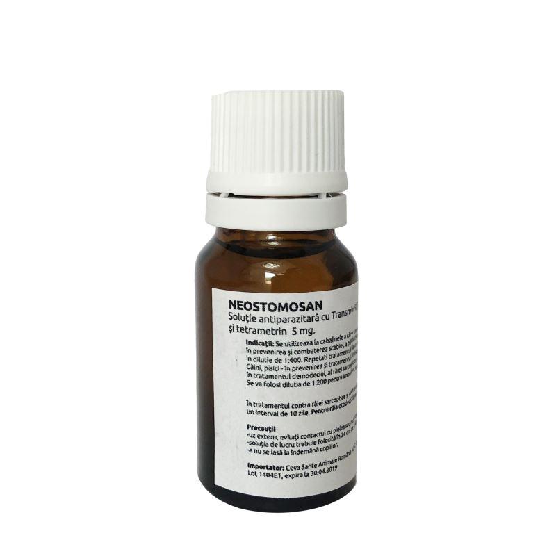 Neostomosan, flacon, 10 ml imagine
