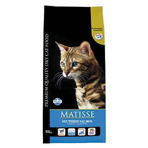 Matisse Cat Neutered Salmon 400 g imagine