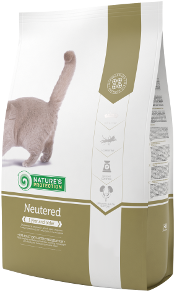 Natures Protection Neutered 7 Kg (cat)