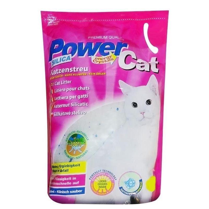 Nisip silicat, Power Cat, 8l imagine