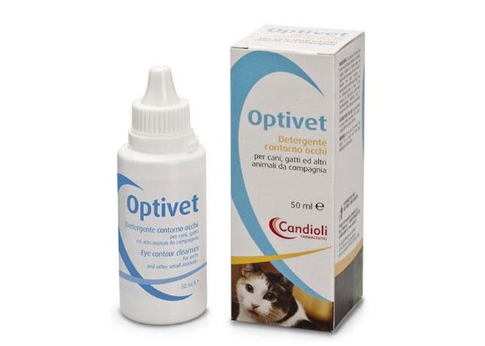 Optivet 50 ml solutie oftalmica