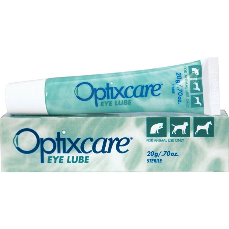 Optixcare EYE LUBE, 20 g imagine