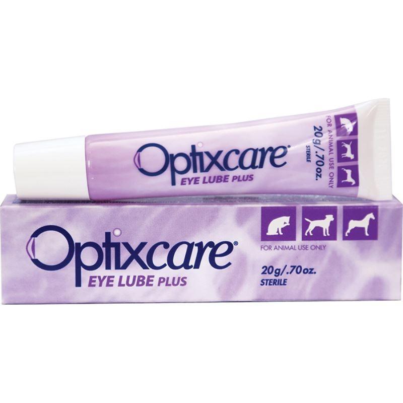 Optixcare EYE LUBE PLUS, 20 g imagine
