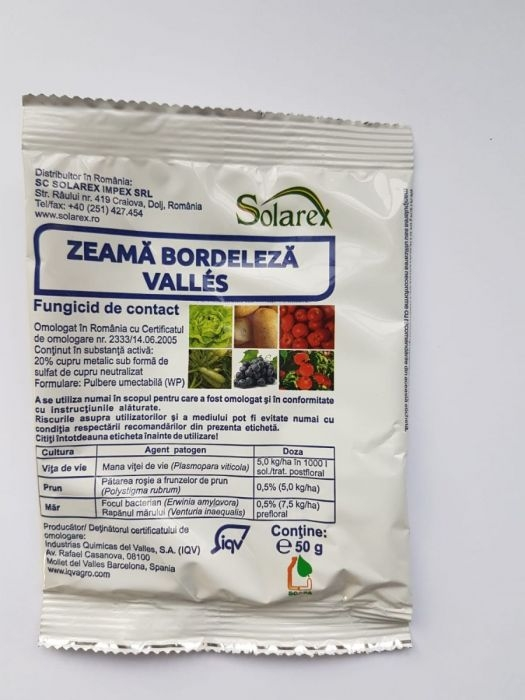 ZEAMA BORDELEZA 50g imagine