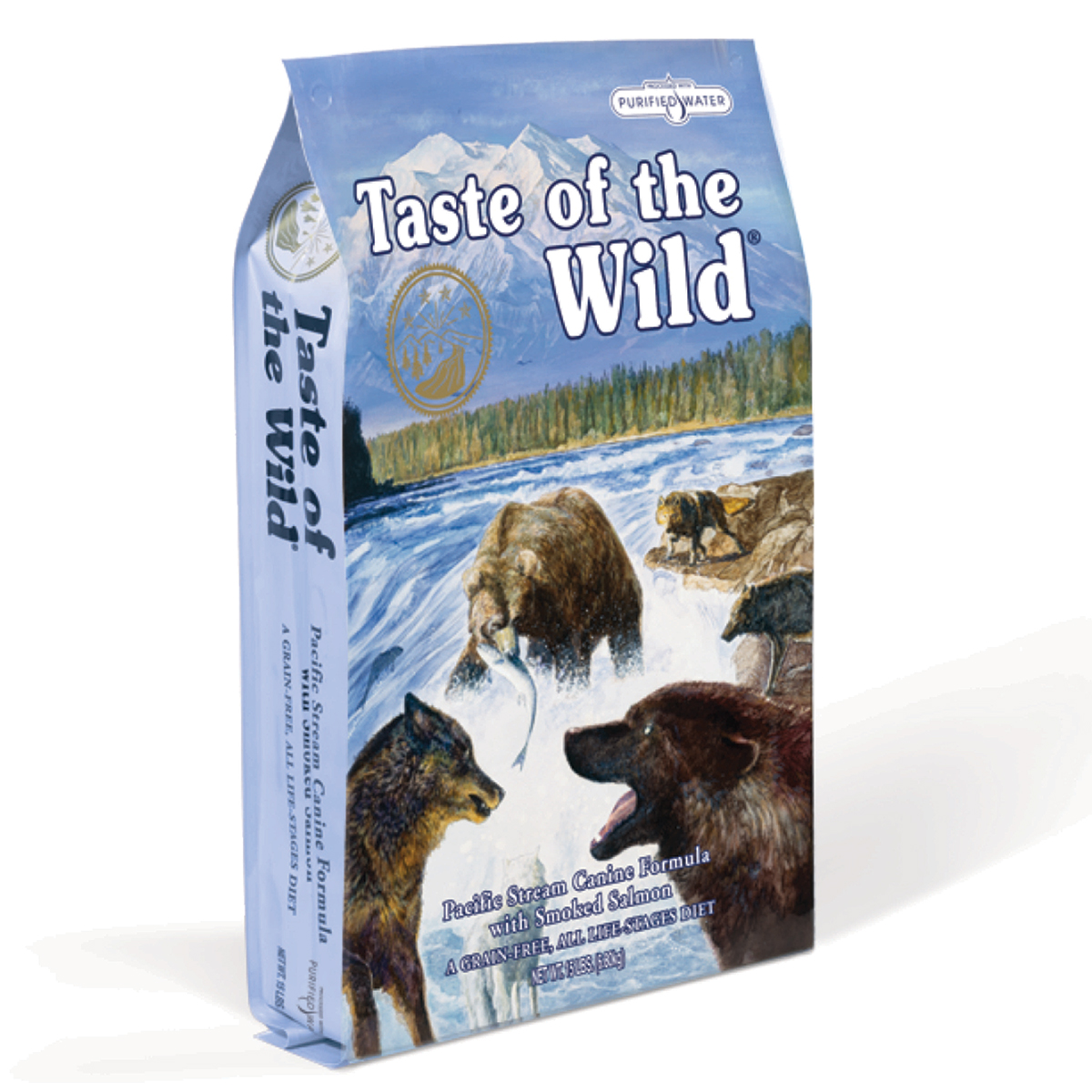 Taste of the Wild Pacific Stream Adult, 2 kg imagine