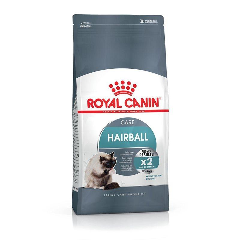 Royal Canin Feline Hairball Care 400g imagine