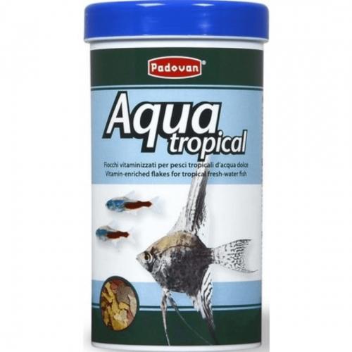 Hrana pesti, Padovan Aqua Tropical, 16 g/ 100 ml imagine