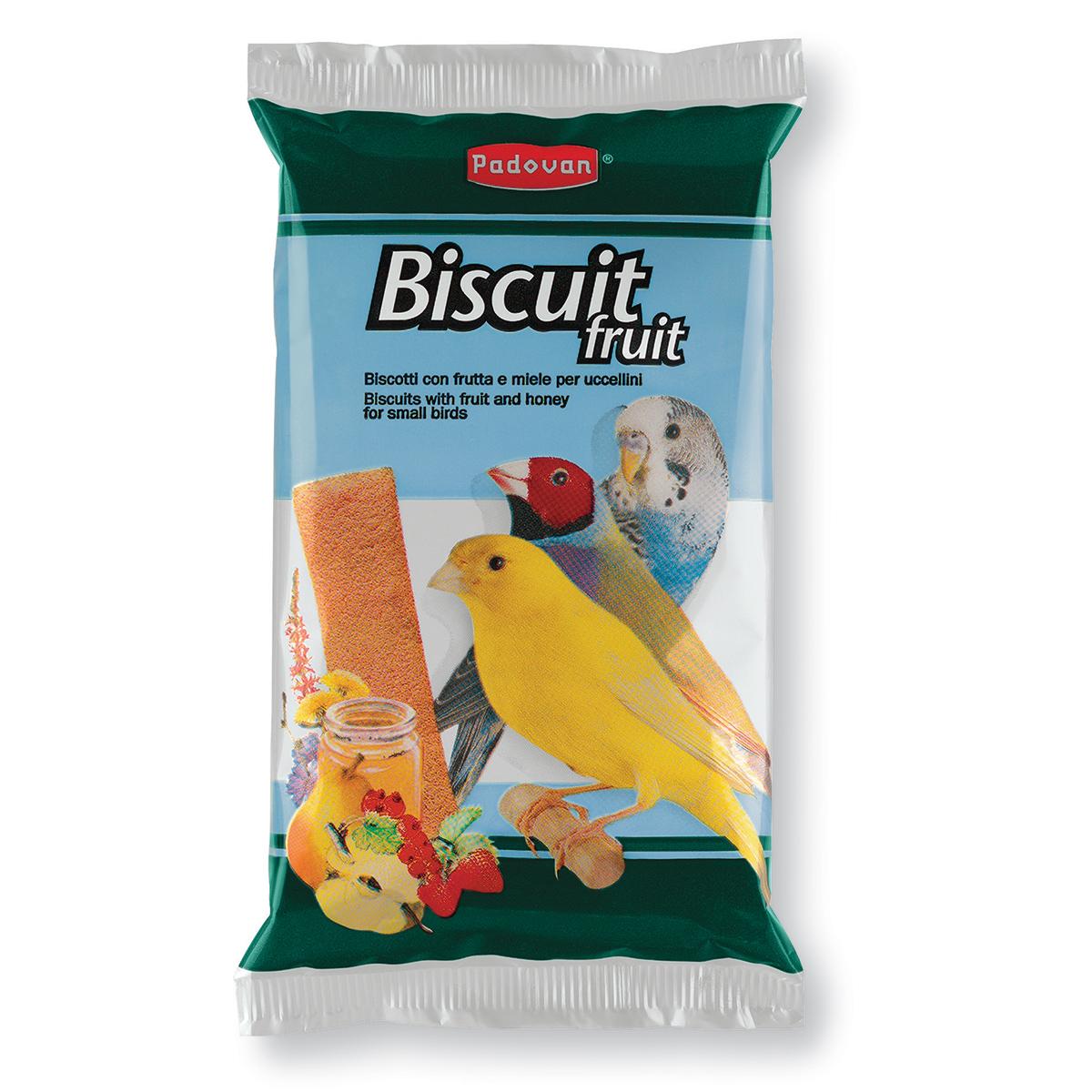 Padovan Biscuiti Fruit 30 g imagine